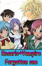 Rosario+Vampire and the Forgotten One by damion_kain