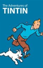 Tintin x reader by blobbyb
