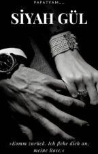 Siyah Gül by papatyam__
