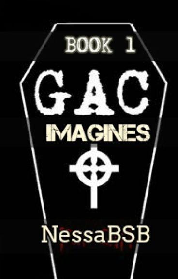 Ghost Adventures Imagines. (Book 1)