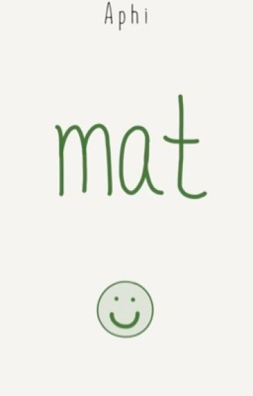 Mat by unfurled