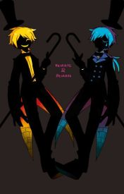 Pained Dreaming (Bill Cipher X Reader X Will Cipher) by GuardianOfFantasy