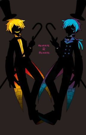 Dreamy Demons (Bill Cipher X Reader X Will Cipher) by GuardianOfFantasy