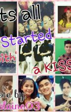 Its All Started with a Kiss (BaiLona) by chrislaine03