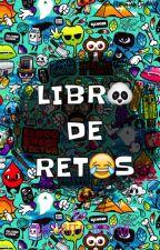Libro de retos by criaturita_hipstah