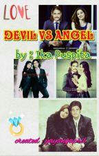Devil vs Angel by yayangapril