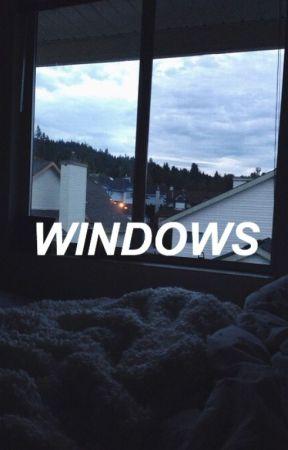 windows • a tronnor au by ItTronnor