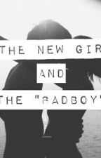 The new girl and the ''bad boy'' by AndaDo