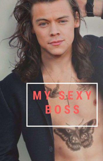 My Sexy Boss 》Larry Stylinson 《
