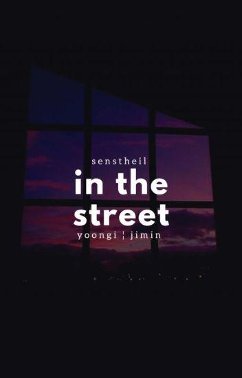 in the street; yoonmin