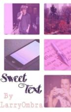 Sweet Text||Larry by LarryOmbra