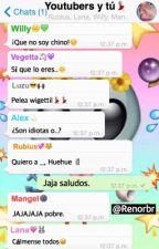 Whatsapp [Youtubers y Tú] by renorbr