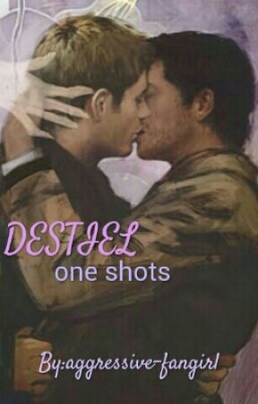 Destiel One Shots - Sneezing People, Infecting Things, The