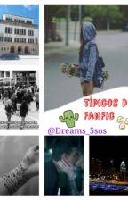 Tipicos De FanFic [#Libro2] by Dreams_5sos