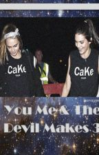 You Me & The Devil Makes 3 - CaKe by teenageedirtbagg