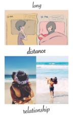 long distance relationship // c.h by carriee26