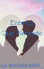 Eres Lo Que Necesito... (Jan Carlo Bautista Y ___) by MARIANAJANER_
