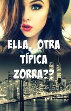 Ella, otra típica ZORRA?? by Yafi_Diza