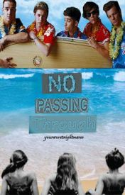 No Passing Through by yourworstnightmaree
