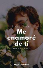 Me Enamore De Ti ~r.l by AngelsLikeLouis