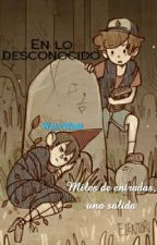 En Lo Desconocido (Pinescone) by WaterWindd