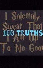 100 Truth and Other Various Tags by Lady_Demeter