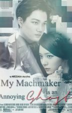 Kaistal : My Machmaker is an Anoying Ghost by Meccaila