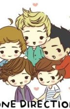 Adventure time with one direction by adventureG