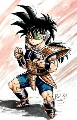 Raditz And Gohan Two Evil Saiyan Warriors Dbz Guy