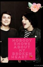 Nobody knows about my broken heart by CLCWho