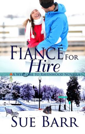 Fiancé for Hire #sweetromance by suebarr