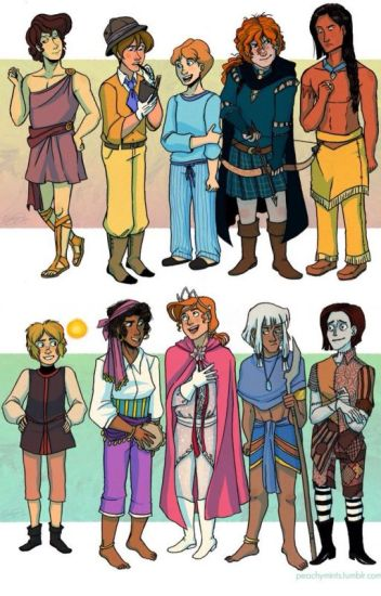 Genderbent  Disney
