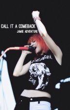 Call it a Comeback by SchoolOfRock87
