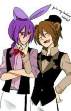 new friends  (an fnaf fanfic and an fnaf x reader) by Toy_Chica04