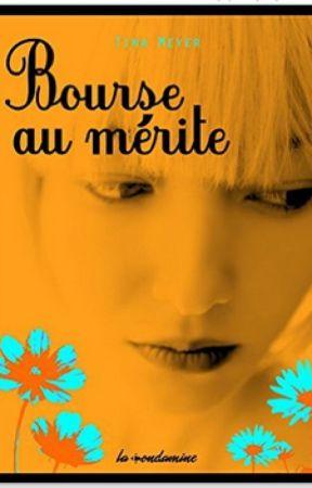 Bourse au mérite by TinaAuteur