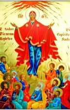 O ícone de Nossa Senhora de Pentecotes by Ismaelmdc