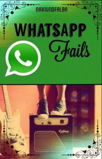 Whatsapp fails •Abgeschlossen•