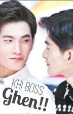 [Oneshot] [HànxDương] Khi Boss Ghen!! by riincghwang
