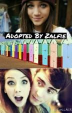 Adopted by Zalfie by TheCriticOfYouTube