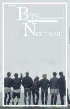 BTS Next Door || Jeon Jungkook by FangirlingSoDamnHard
