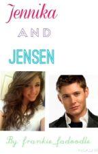 Jennika and Jensen by frankie_fadoodle