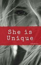 She is Unique by sushidaedae