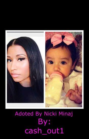Adopted by nick minaj