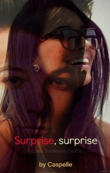 Surprise, surprise ( One Direction/ Louis Tomlinson FF/ German)