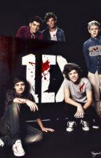 Les One Directions tome 1 la fille de la prophétie by cala13sisi