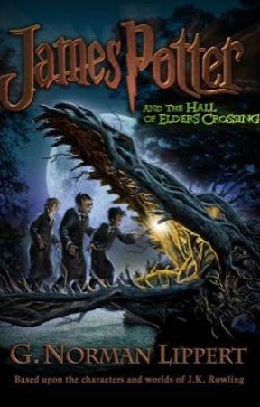 James Potter and the Hall of Elders' Crossing (James Potter, #1) by wurdalpoke