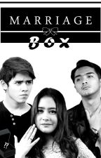MARRIAGE BOX (Aliando - Prilly) by kucingmungil