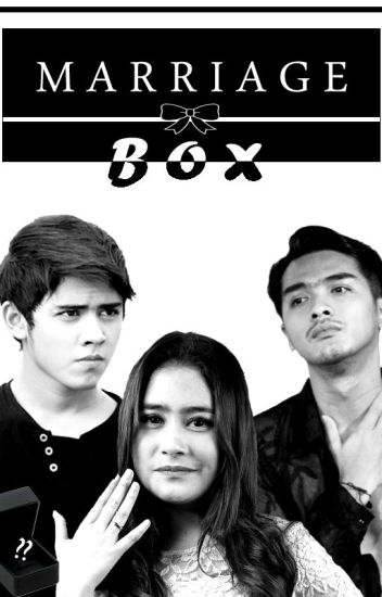 MARRIAGE BOX (Aliando - Prilly)