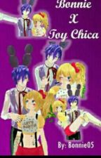 Bonnie X Toy Chica by Bonnie05