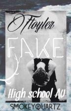 FAKE - Troyler (AU) by SmokeyQuartz